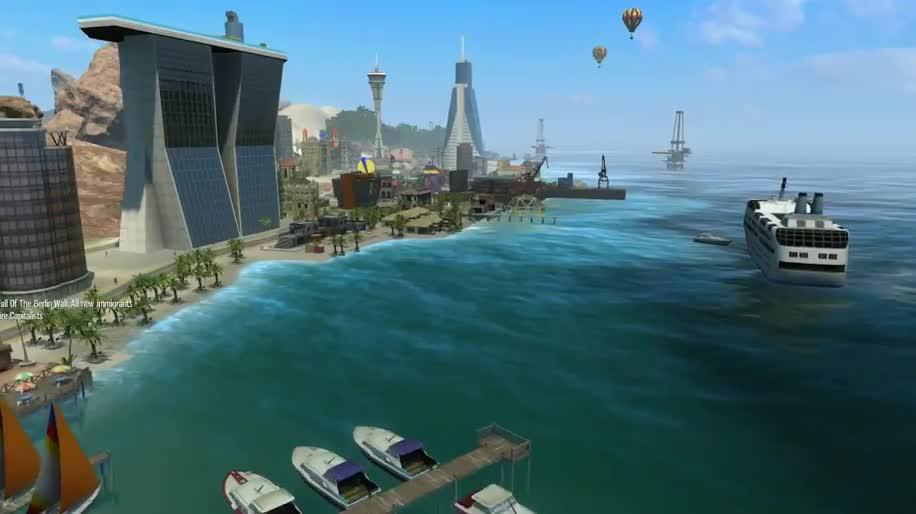 Trailer, Kalypso Media, Tropico, Tropico 4