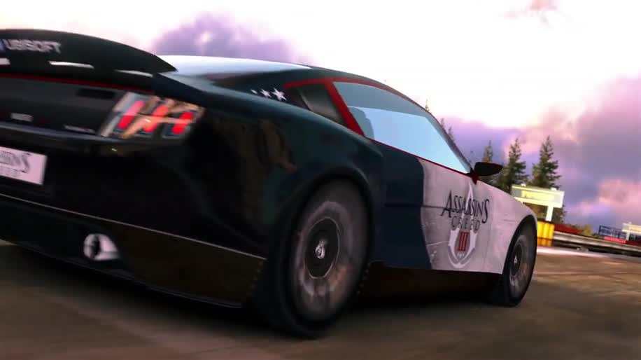 Trailer, Ubisoft, Rennspiel, Assassin's Creed 3, Nadeo, Trackmania, Trackmania 2, maniaplanet