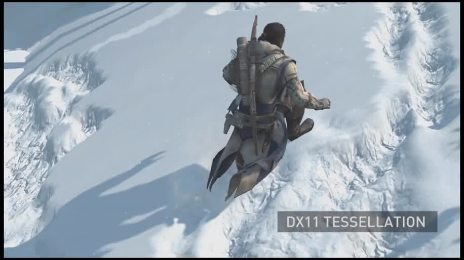 Ubisoft, Nvidia, Assassin's Creed, Geforce, Assassin's Creed 3, DirectX 11, Gtx, Tessellation, TXAA, Kantenglättung, Anti-Alias, DX 11