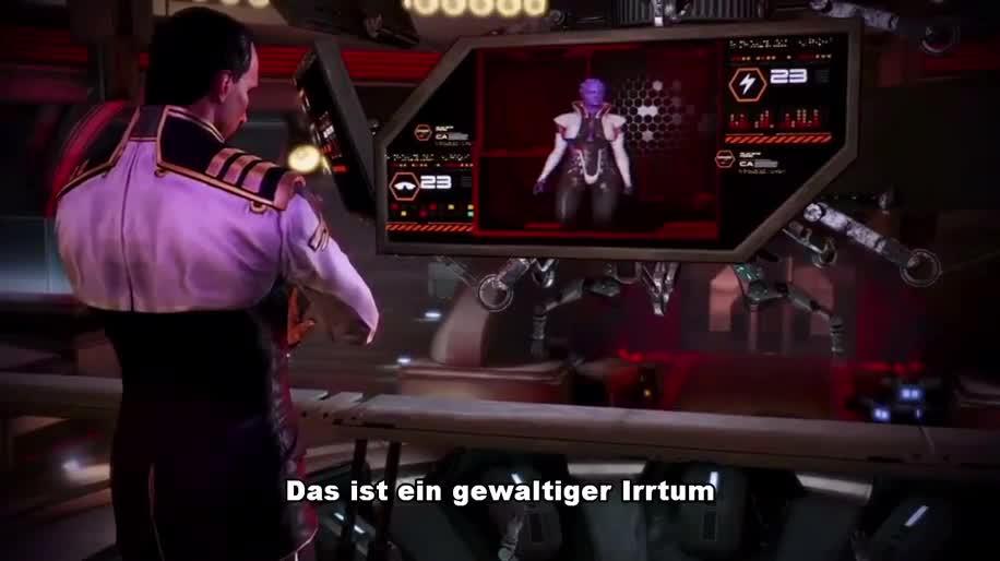 Trailer, Electronic Arts, Ea, BioWare, MASS EFFECT 3, Mass Effect