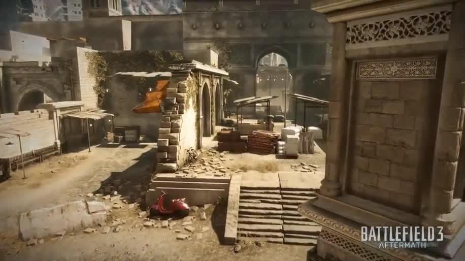 Trailer, Electronic Arts, Ea, Battlefield, Dice, Battlefield 3