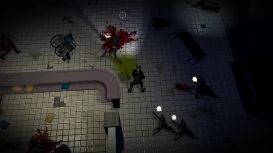 Trailer, actionspiel, Primal Fears, DnS Development