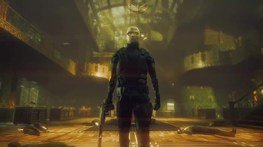 Trailer, Dlc, Square Enix, Hitman, Agent 47, IO Interactive, Hitman: Absolution, Absolution, Deus Ex 3: Human Revolution