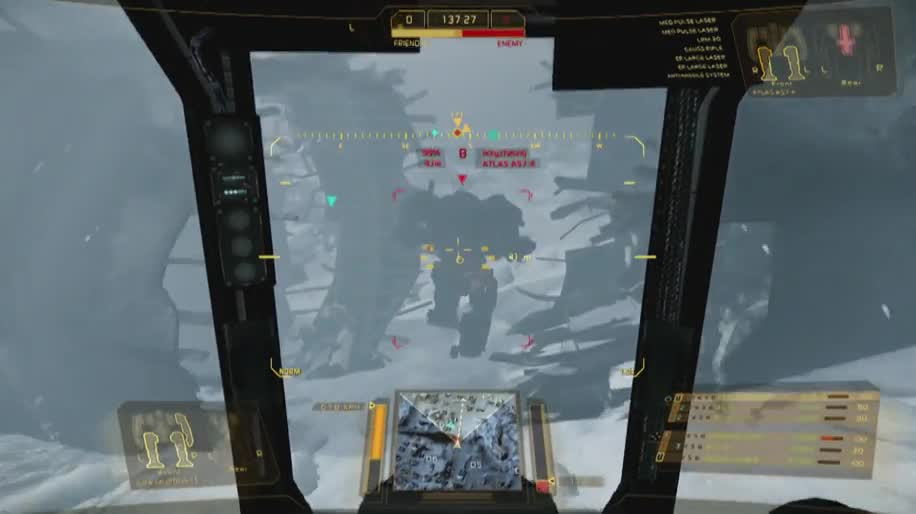 Trailer, Online-Spiele, Free-to-Play, MechWarrior Online, MechWarrior