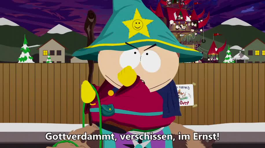 Rollenspiel, South Park, Der Stab der Wahrheit, Spike Video Game Awards, VGA 2012, Stick of Truth