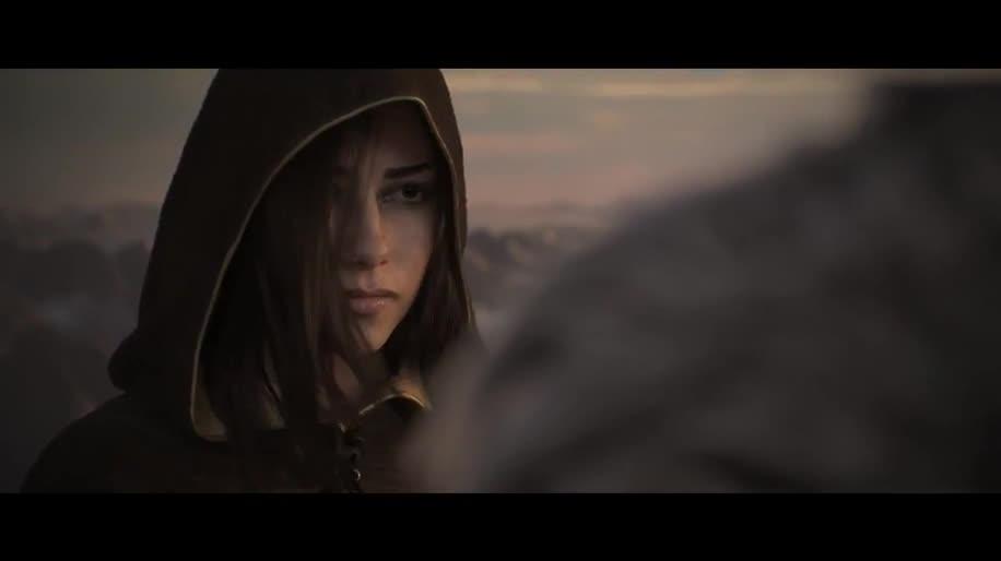 Trailer, Namco Bandai, Dark Souls, Dark Souls 2, From Software, Spike Video Game Awards, VGA 2012