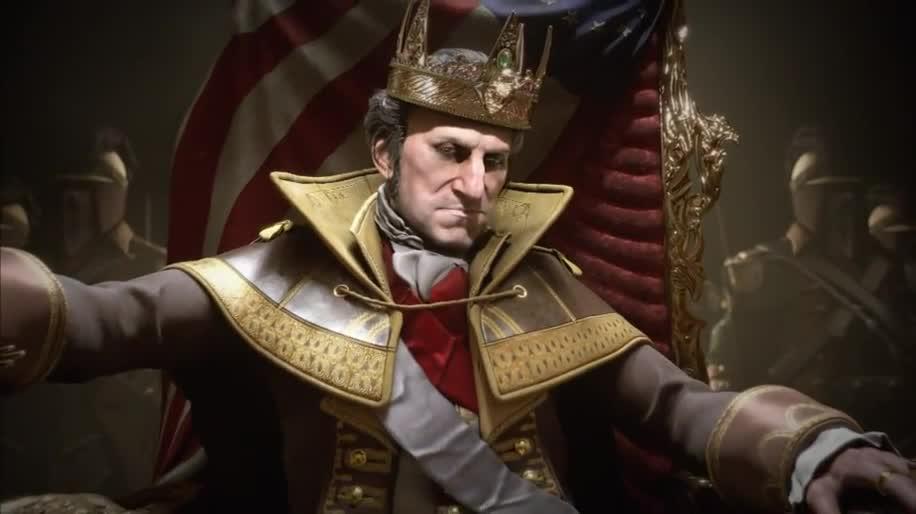 Trailer, Ubisoft, Dlc, Assassin's Creed, Assassin's Creed 3, Spike Video Game Awards, VGA 2012, Die Tyrannei von König George Washington