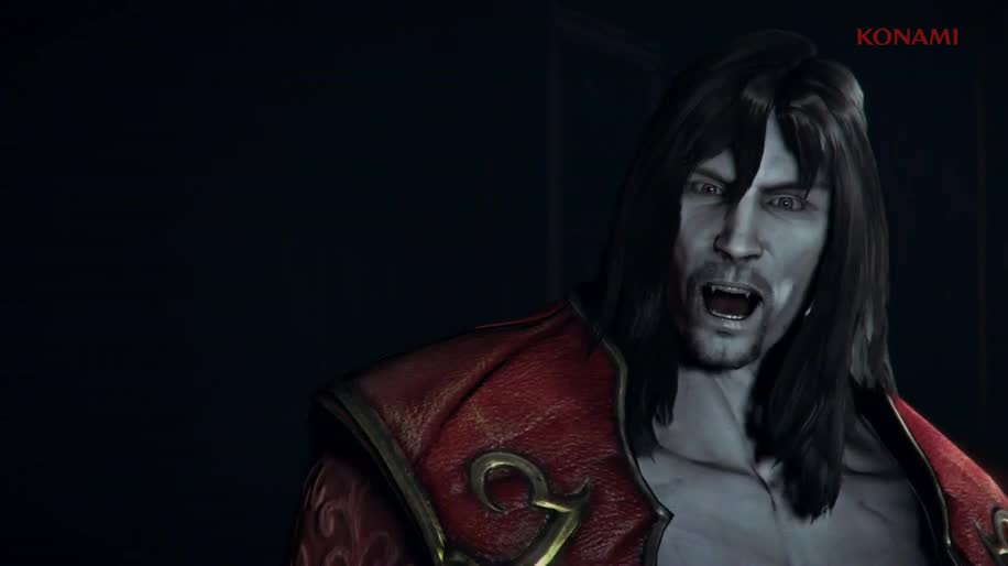 Trailer, Castlevania, Spike Video Game Awards, VGA 2012, Lords of Shadows 2, Lords of Shadows
