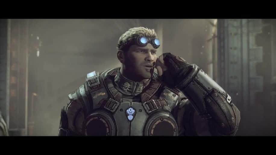 Trailer, Xbox 360, actionspiel, Gears of War, Gears of War: Judgement, Spike Video Game Awards, VGA 2012