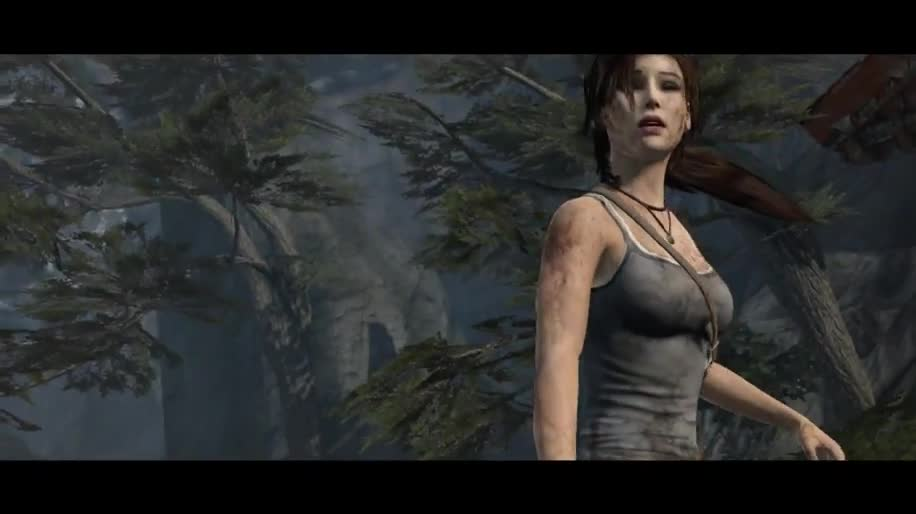 Trailer, actionspiel, Square Enix, Tomb Raider, Spike Video Game Awards, VGA 2012