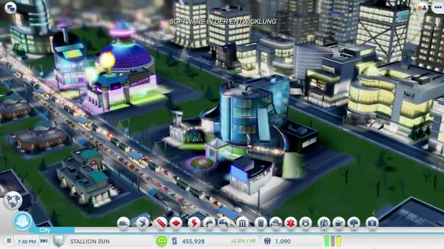 Electronic Arts, Ea, Gameplay, Strategiespiel, Simcity
