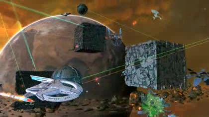 Trailer, Star Trek, Star Trek Online