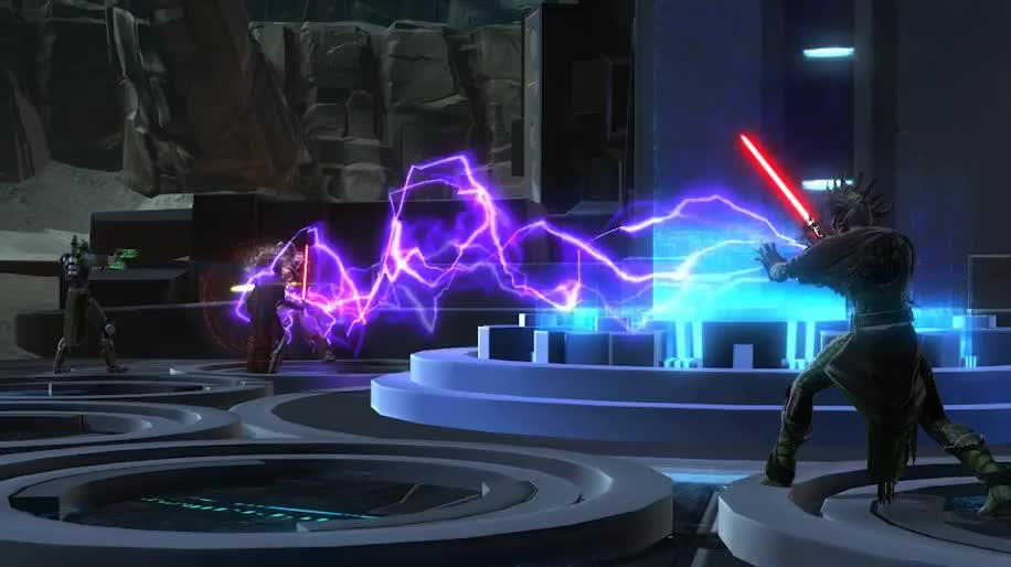 Trailer, Electronic Arts, Star Wars, Disney, BioWare, The Old Republic, Lucas Arts, Lucasarts, Star Wars: The Old Republic
