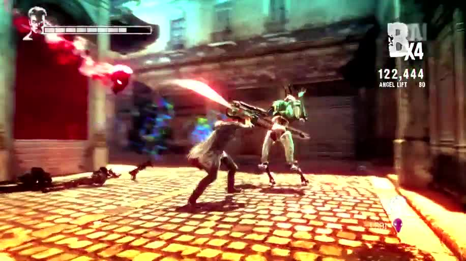 Trailer, Gameplay, Capcom, Devil May Cry, DmC