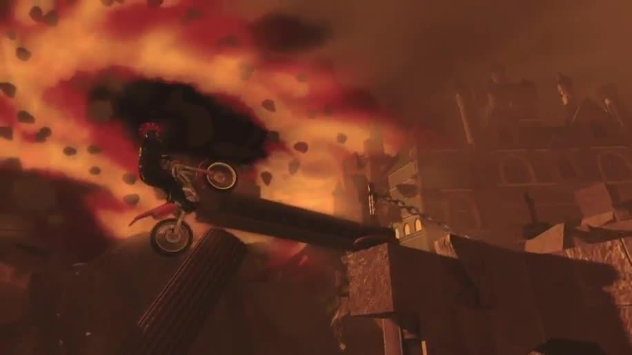 Trailer, Xbox 360, Ubisoft, Dlc, Xbox Live Arcade, Trials, Trials Evolution