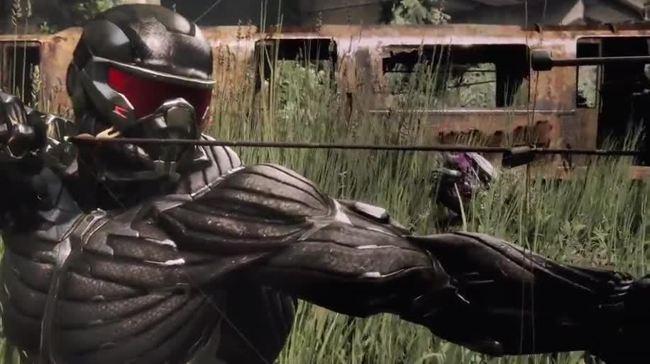 Electronic Arts, Ego-Shooter, Ea, Crytek, Crysis, Crysis 3, Cryengine 3, Die 7 Wunder von Crysis 3