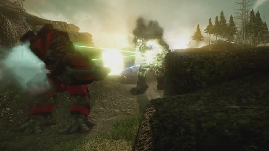 Trailer, Gameplay, Online-Spiele, Free-to-Play, MechWarrior Online, MechWarrior