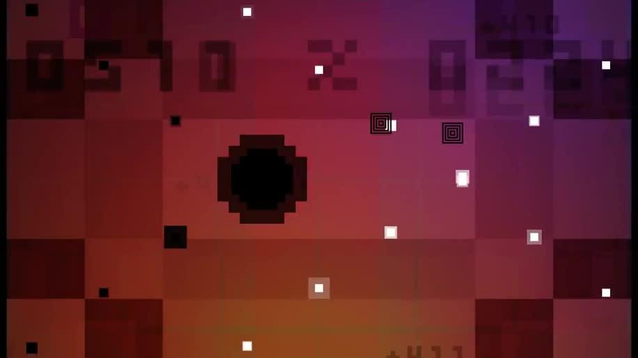 Trailer, Gaijin Games, Bit.Trip, Bit.Trip Void, Rhythmus-Spiel