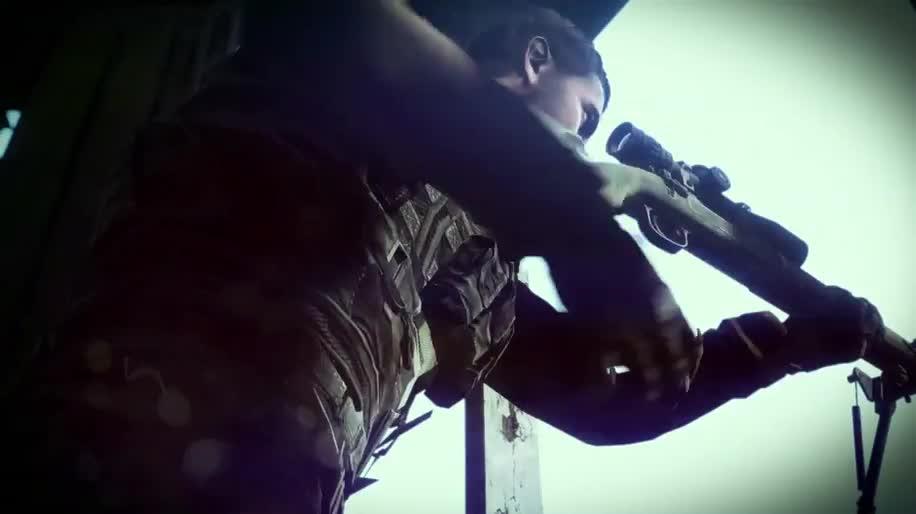 Trailer, egoshooter, City Interactive, Sniper, Ghost Warrior, Ghost Warrior 2