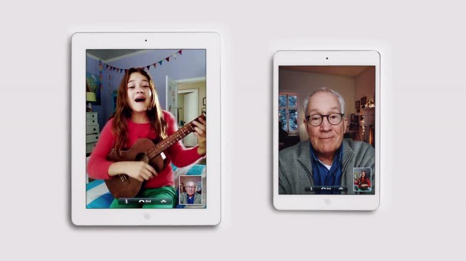 Apple, Tablet, Ipad, Werbespot, Apple Ipad, iPad mini, Apple iPad mini