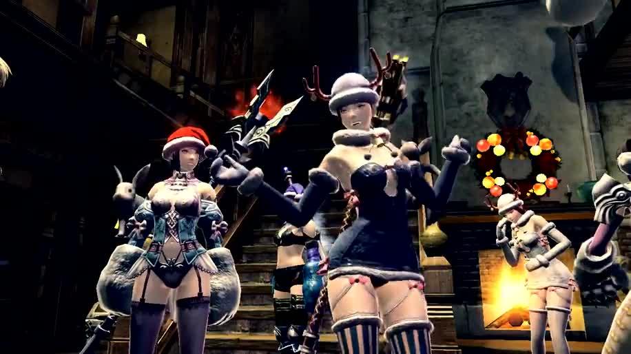 Trailer, Online-Spiele, Free-to-Play, Mmorpg, Mmo, Online-Rollenspiel, Perfect World, RaiderZ