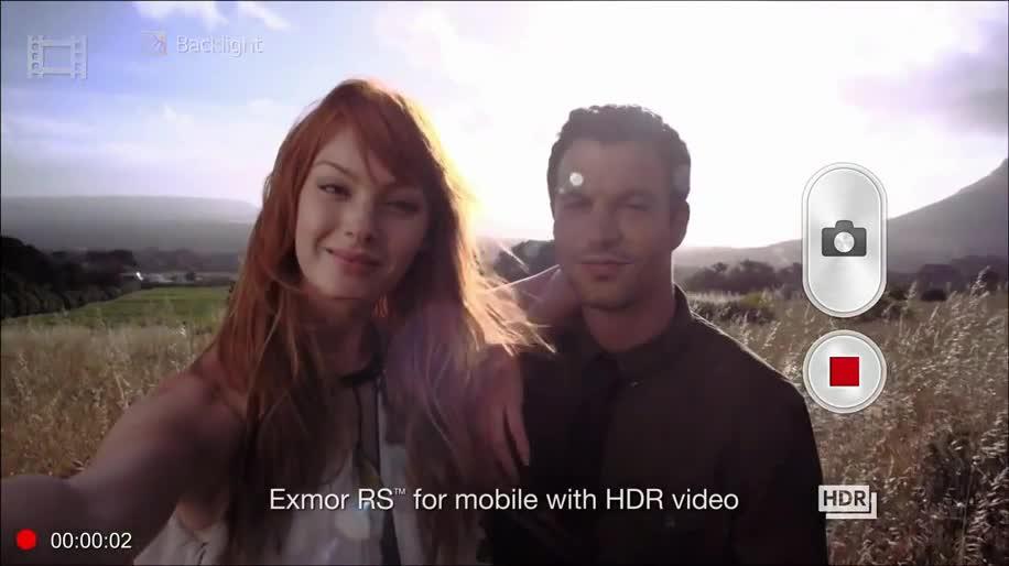Sony, Ces, Xperia, ces 2013, Xperia Z, Sony Xperia Z, Exmor RS