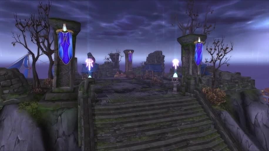 Trailer, Blizzard, Mmorpg, Mmo, Online-Rollenspiel, World of Warcraft