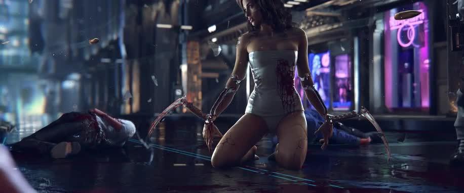 Trailer, CD Projekt, Cyberpunk 2077