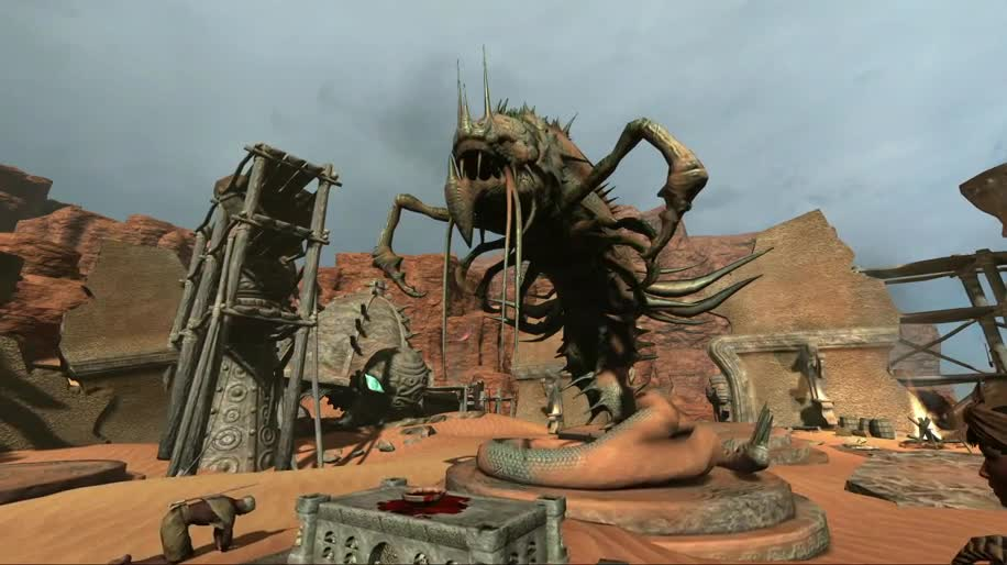 Trailer, Online-Spiele, Free-to-Play, Dlc, Mmo, Mmorpg, Online-Rollenspiel, Age of Conan