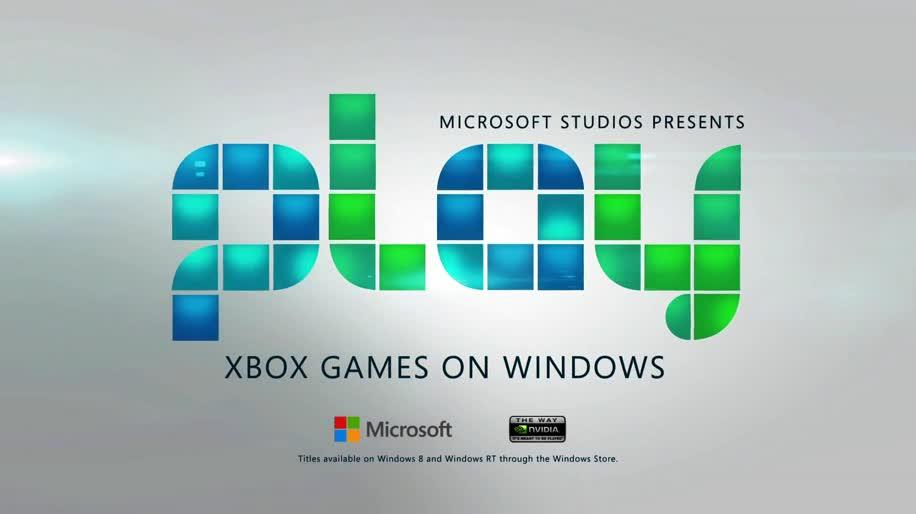 Microsoft, Betriebssystem, Windows, Windows 8, Microsoft Studios, Play