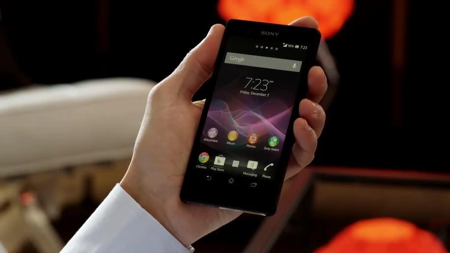 Smartphone, Android, Sony, Xperia Z, Sony Xperia Z