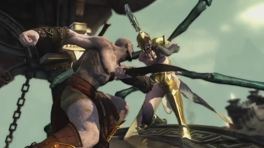 Sony, PlayStation 3, PS3, Teaser, God Of War, Ascension