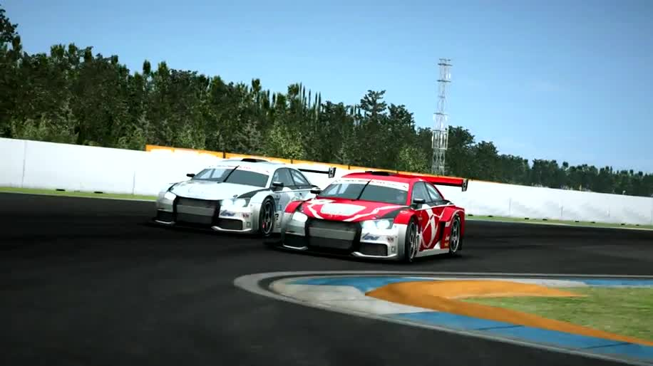 Rennspiel, Free-to-Play, RaceRoom Racing Experience, SimBin Studios