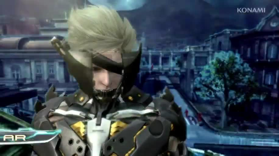 Trailer, Konami, Metal Gear Solid, Metal Gear Rising: Revengeance