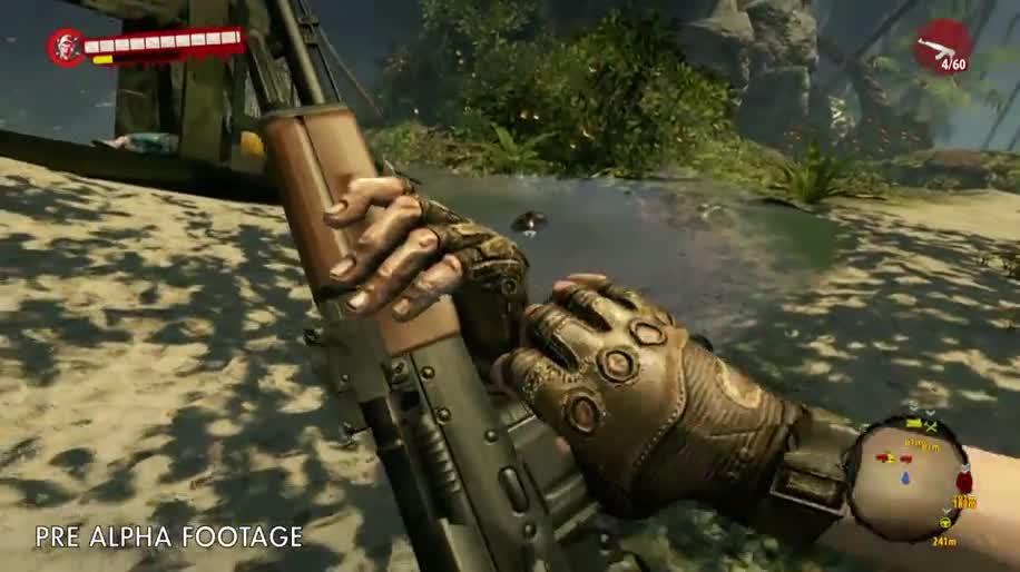 Ego-Shooter, Gameplay, Deep Silver, Dead Island, Dead Island Riptide