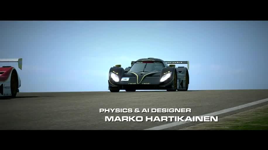 Trailer, Rennspiel, Free-to-Play, RaceRoom Racing Experience, SimBin Studios