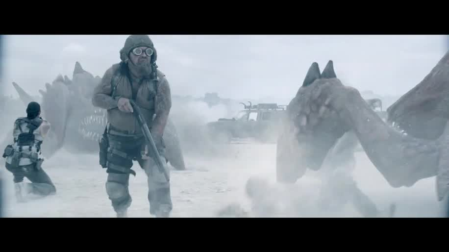 Trailer, Online-Shooter, Trion Worlds, Defiance