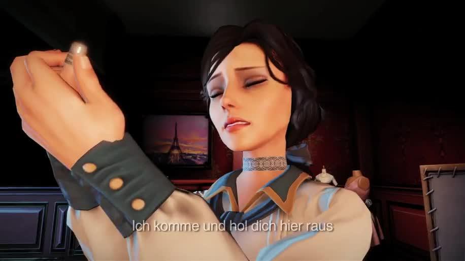 Trailer, 2K Games, Bioshock, Bioshock Infinite