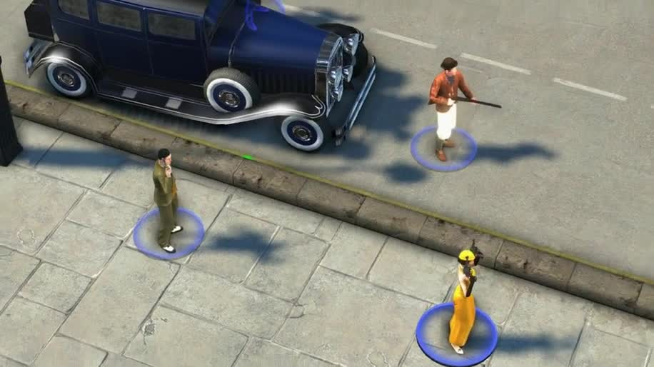 Trailer, Strategiespiel, Kalypso Media, Omerta, City of Gangsters