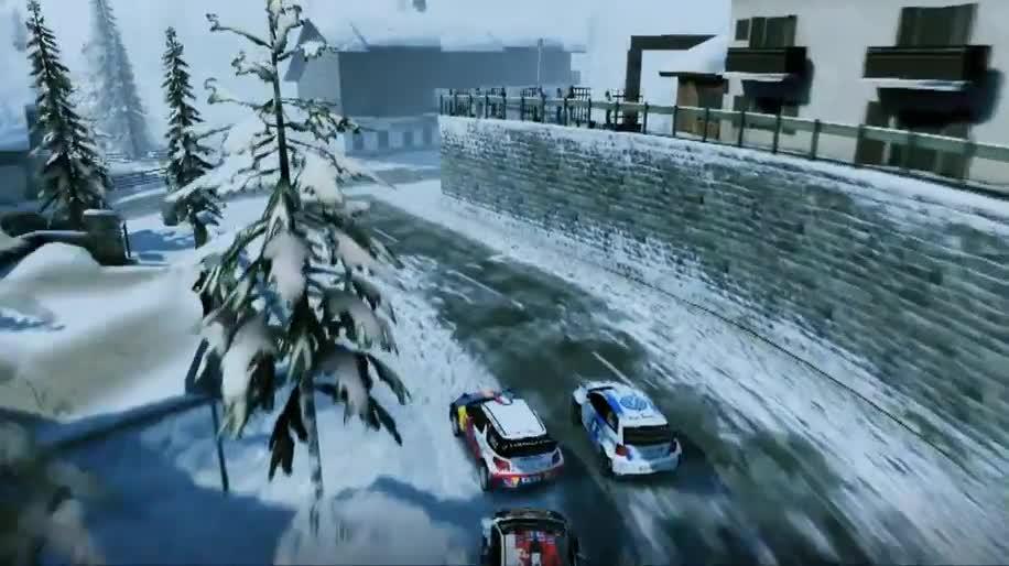 Rennspiel, Teaser, Milestone, WRC, WRC Powerslide