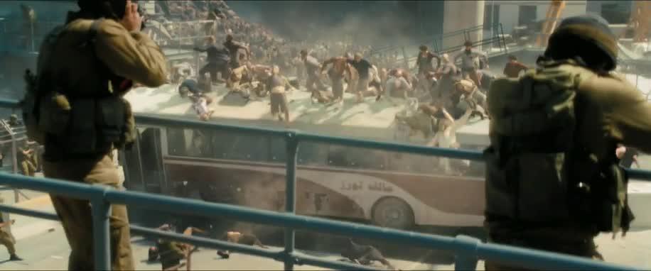 Trailer, Kinofilm, Super Bowl, Super Bowl 2013, World War Z