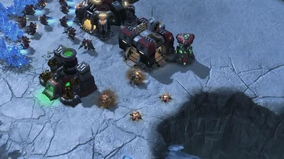 Gameplay, Blizzard, Starcraft, Starcraft 2, Heart of the Swarm