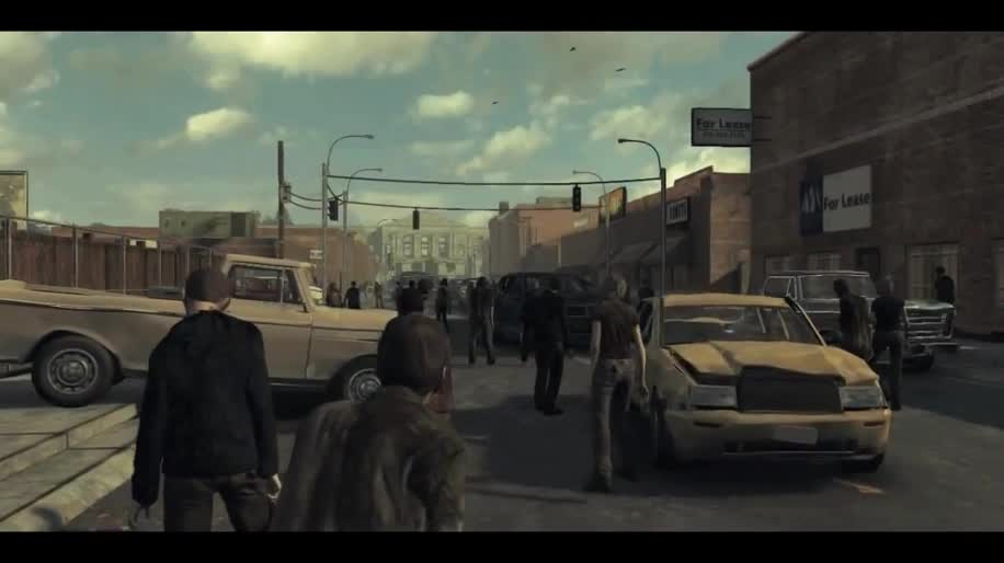 Trailer, Activision, Zombies, The Walking Dead, Survival Instinct
