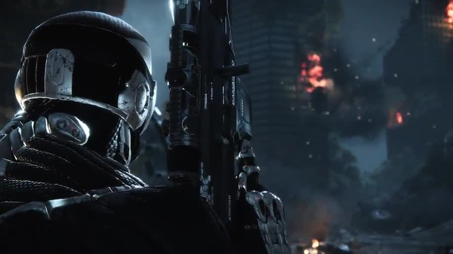 Trailer, Electronic Arts, Ego-Shooter, Ea, Crytek, Crysis, Crysis 3, Cryengine 3, Die 7 Wunder von Crysis 3