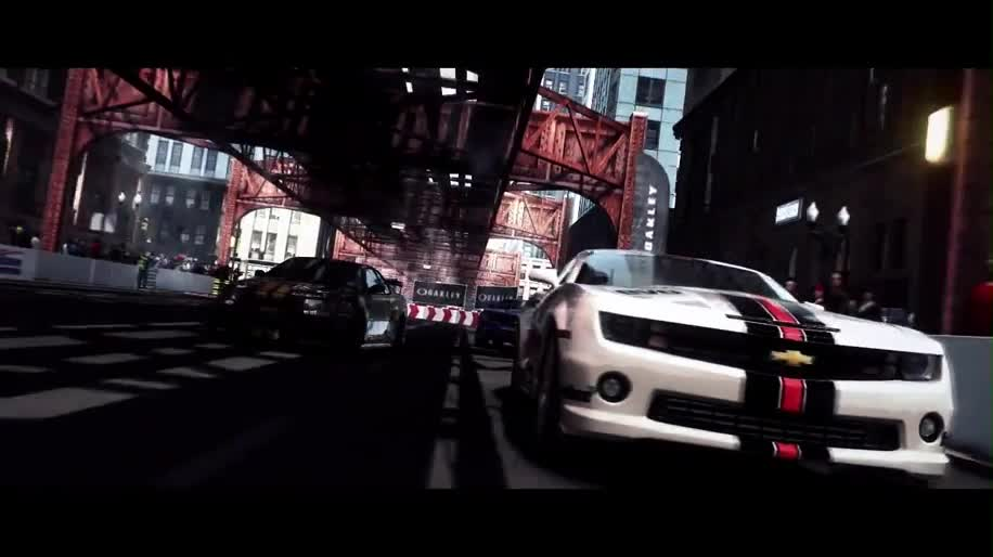 Trailer, Rennspiel, Codemasters, Grid, Grid 2