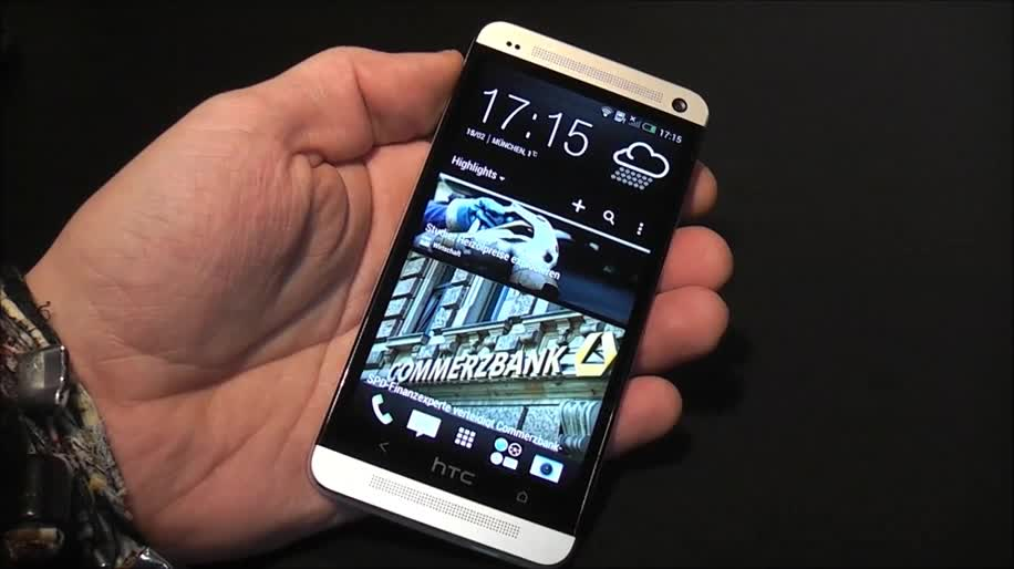 Smartphone, Android, Htc, Hands-On, Winfuture, HTC One, HTC Sense, HTC M7, Sense 5.0