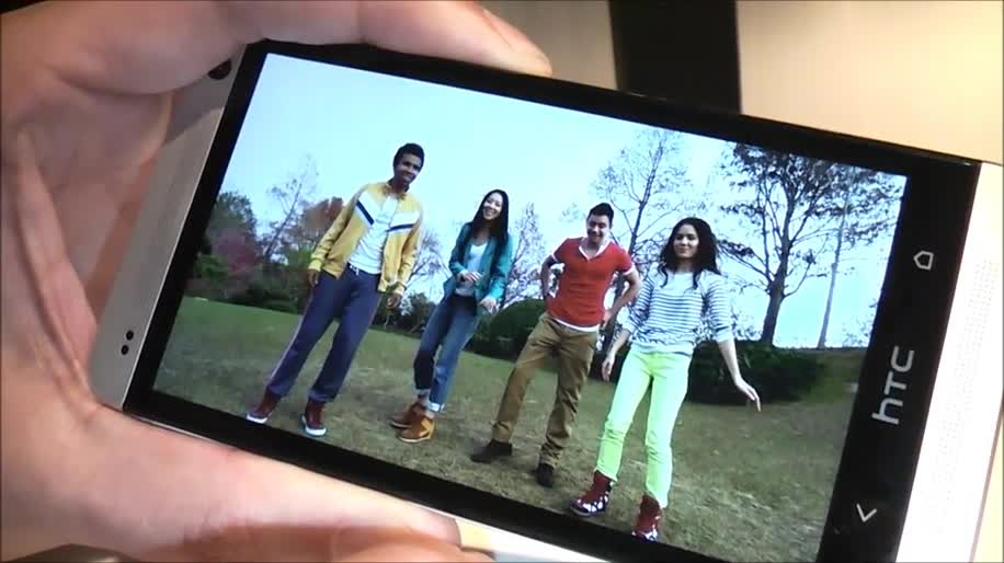 Smartphone, Android, Htc, Kamera, Hands-On, Winfuture, HTC One, Ultrapixel, HTC M7