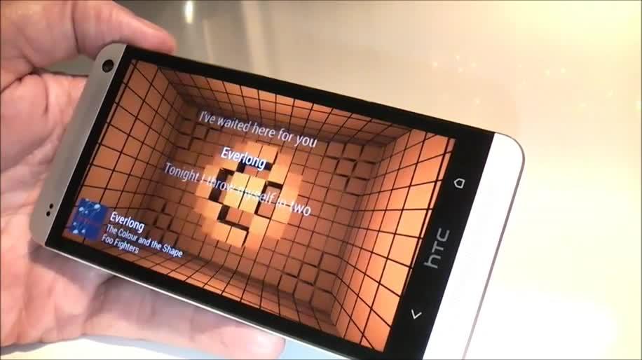Smartphone, Htc, Musik, Hands-On, Winfuture, HTC One, HTC M7, Musikwiedergabe, Boom-Sound