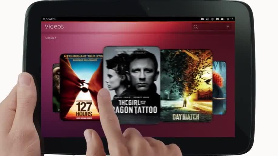 Betriebssystem, Tablet, Linux, Ubuntu, Ubuntu for Tablets