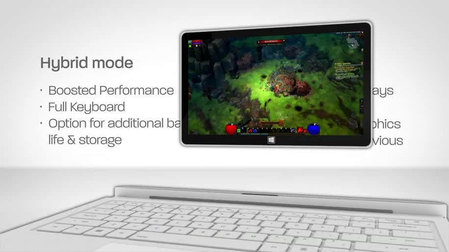Tablet, Windows 8, Notebook, Prozessor, Cpu, Laptop, Amd, Leistung, Hybrid, AMD Radeon, Turbo Dock, Temash
